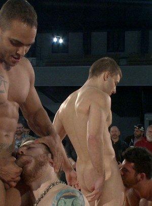 Wild Gay Sebastian Keys,Brock Avery,Doug Acre,Billy Santoro,