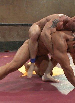 Naked Gay Marcus Ruhl,Mitch Vaughn,