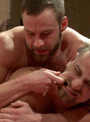 Horny Chris Bines,