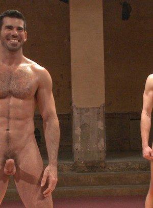 Naked Gay Billy Santoro,Jimmy Bullet,
