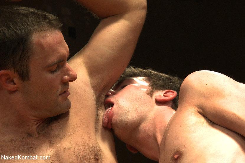 Gay armpit licking videos