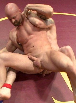 Seductive Man Jay Rising,Mitch Vaughn,