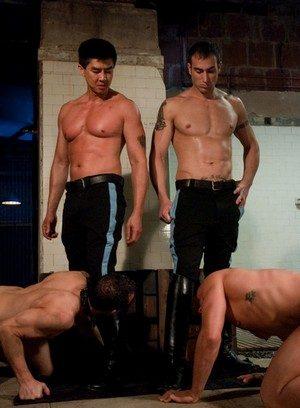 Big Dicked Gay Chad Rock,Van Darkholme,Jason Miller,Spencer Reed,