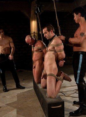 Cute Gay Chad Rock,Van Darkholme,Jason Miller,Spencer Reed,
