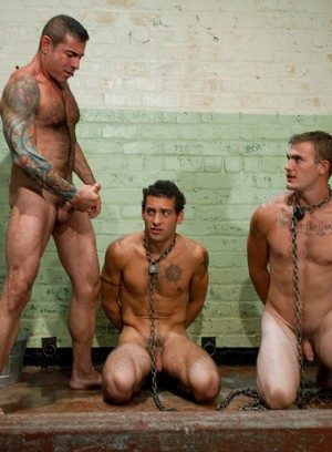 Hot Boy Nick Moretti,Christian Wilde,