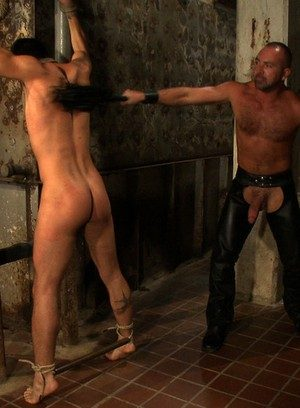 Horny Josh West,Dominic Pacifico,