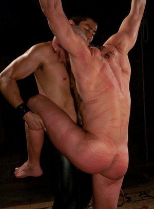 Sexy Guy Van Darkholme,Chad Rock,Devin Moss,