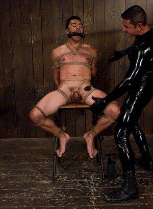 Hunky Gay Nick Moretti,Gianni Luca,
