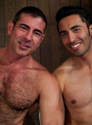 Cute Gay Nick Moretti,Gianni Luca,