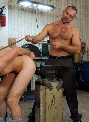 Horny Gay Josh West,Luke Riley,Kain Warn,