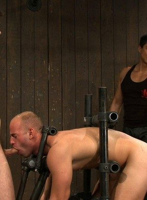 Cock Hungry Guy Van Darkholme,Patrick Rouge,Christian Wilde,