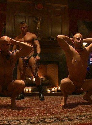 Hot Boy Van Darkholme,Spencer Reed,Patrick Rouge,Drake Jaden,Tyler Saint,Nick Moretti,