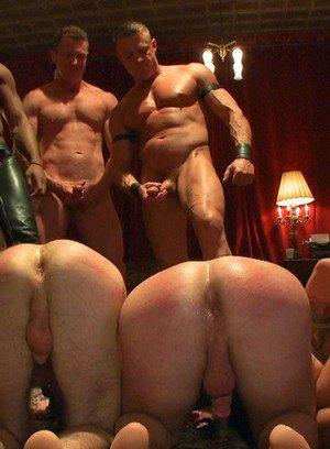 Sexy and confident Van Darkholme,Spencer Reed,Patrick Rouge,Drake Jaden,Tyler Saint,Nick Moretti,