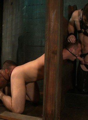 Hunky Gay Christian Wilde,Paul Wagner,Van Darkholme,