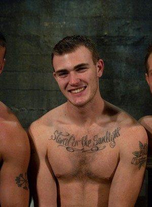 Cute Gay Christian Wilde,Paul Wagner,Van Darkholme,