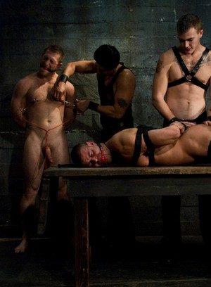 Wild Gay Christian Wilde,Paul Wagner,Van Darkholme,