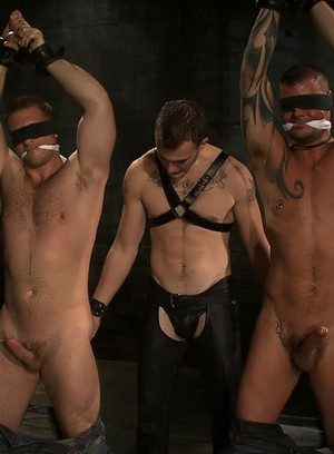 Seductive Man Christian Wilde,Paul Wagner,Van Darkholme,