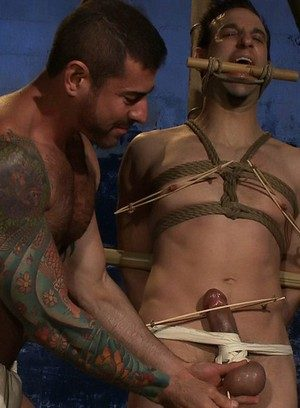 Naked Gay Nick Moretti,Jason Miller,