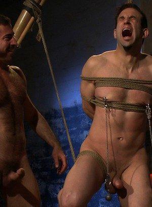 Hunky Gay Nick Moretti,Jason Miller,