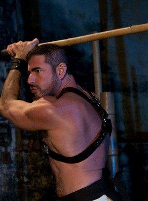 Sexy Guy Nick Moretti,Jason Miller,