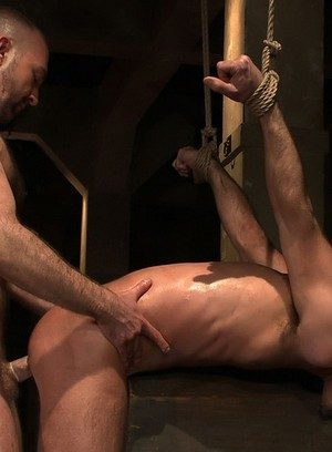 Hunky Gay Josh West,