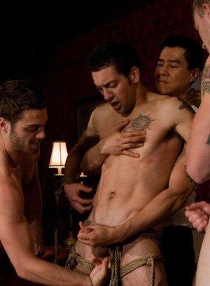 Hunky Gay Tommy Defendi,Christian Wilde,Van Darkholme,