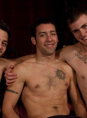 Seductive Man Tommy Defendi,Christian Wilde,Van Darkholme,