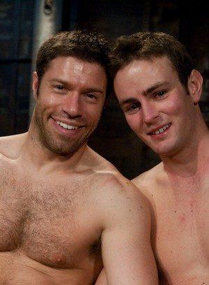 Hunky Gay Van Darkholme,Tristan Jaxx,