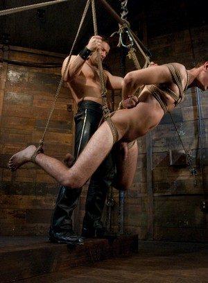 Horny Gay Van Darkholme,Tristan Jaxx,