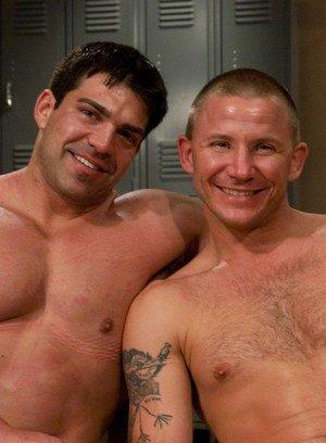 Hot Gay Vince Ferelli,Brenn Wyson,