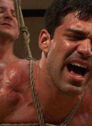 Big Dicked Gay Brenn Wyson,Vince Ferelli,