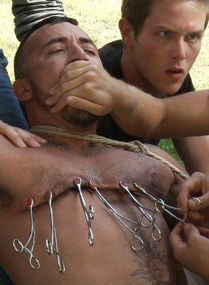 Cock Hungry Guy Alessio Romero,Brenn Wyson,