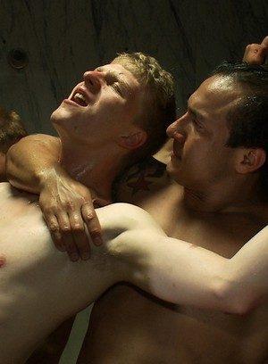 Seductive Man Branden Forrest,Mike Rivers,Dutch Bardoux,