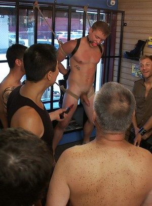 Hot Gay Josh West,Micah Andrews,