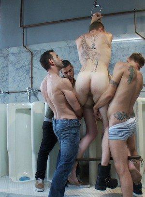 Sexy Gay Christian Wilde,Branden Forrest,