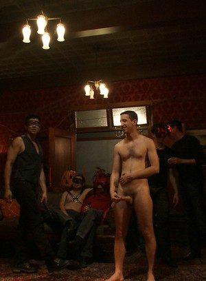 Wild Gay Blake Daniels,