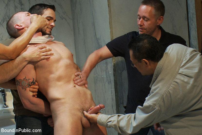 Hazing humiliation gay porn