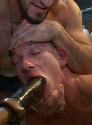 Horny Kieron Ryan,