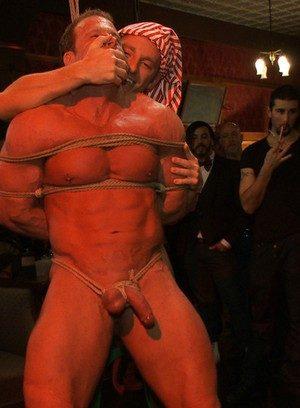 Sexy Dude Brian Bonds,Christian Wilde,