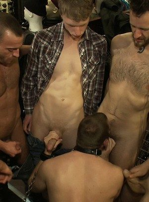 Naked Gay Cody Allen,Steve Vex,