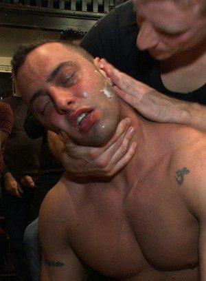 Naked Gay Christian Wilde,Fabio Stallone,