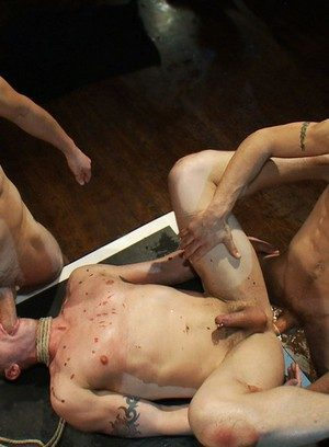 Hunky Gay Kieron Ryan,Mike Martin,