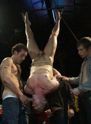 Hot Gay Mike Martin,Kieron Ryan,