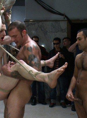 Cute Gay Ricky Sinz,Holden Phillips,