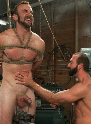 Seductive Man Josh West,Clayton Kent,