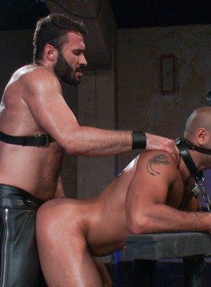 Hunky Gay Leo Forte,Wilfried Knight,
