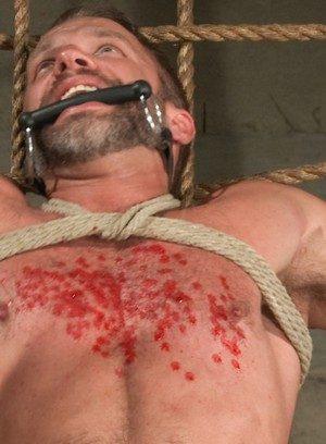 Hunky Gay Dirk Caber,Jeremy Stevens,