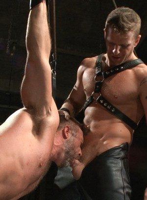Sexy Dude Dirk Caber,Jeremy Stevens,