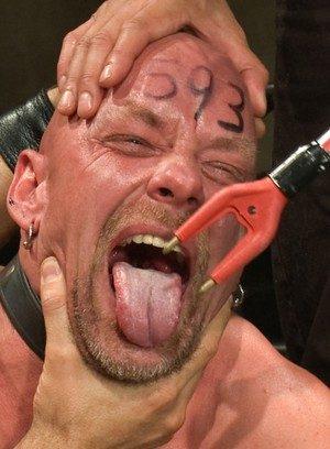 Horny Van Darkholme,Chad Rock,