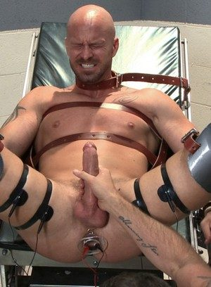 Naked Gay Mitch Vaughn,
